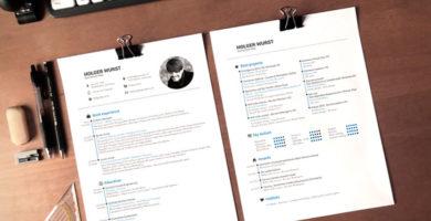 ejemplos y modelos de curriculum básicos para descargar